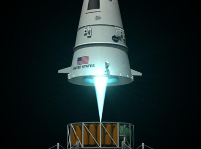 satellite sci fi nasa - photo #32
