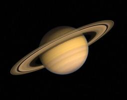 Saturn 3D Model BLEND | CGTrader.com