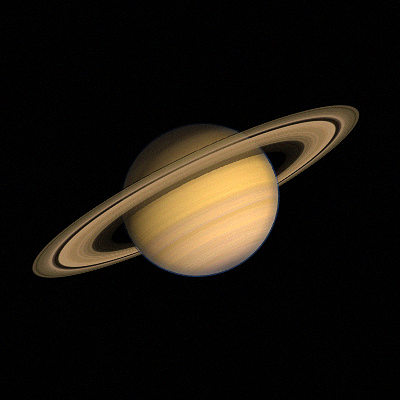 Planet Saturn 3d Model Cgtrader