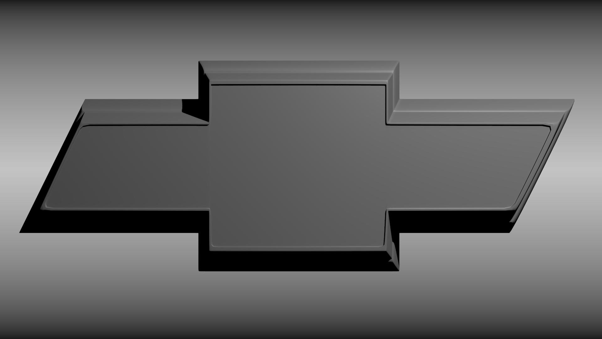 Chevrolet logo 3d model cgtrader chevrolet logo 3d model obj blend mtl 3 buycottarizona