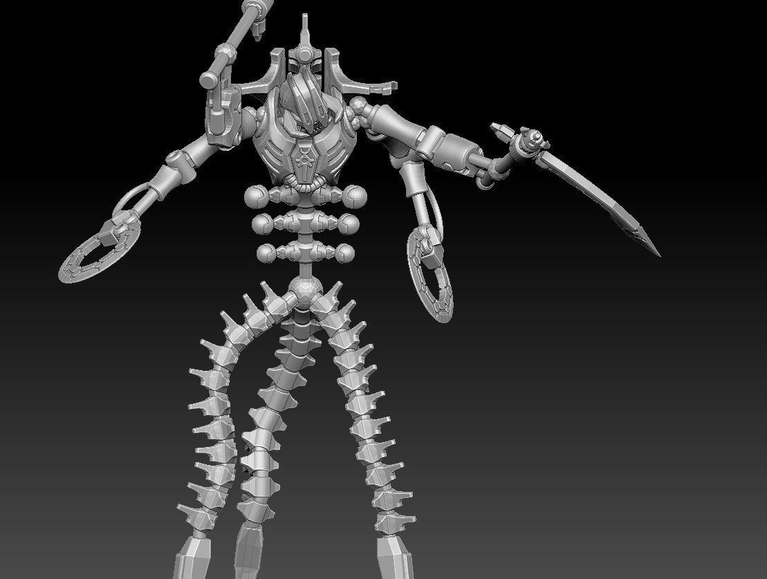 Sicario Space Zombie Robot