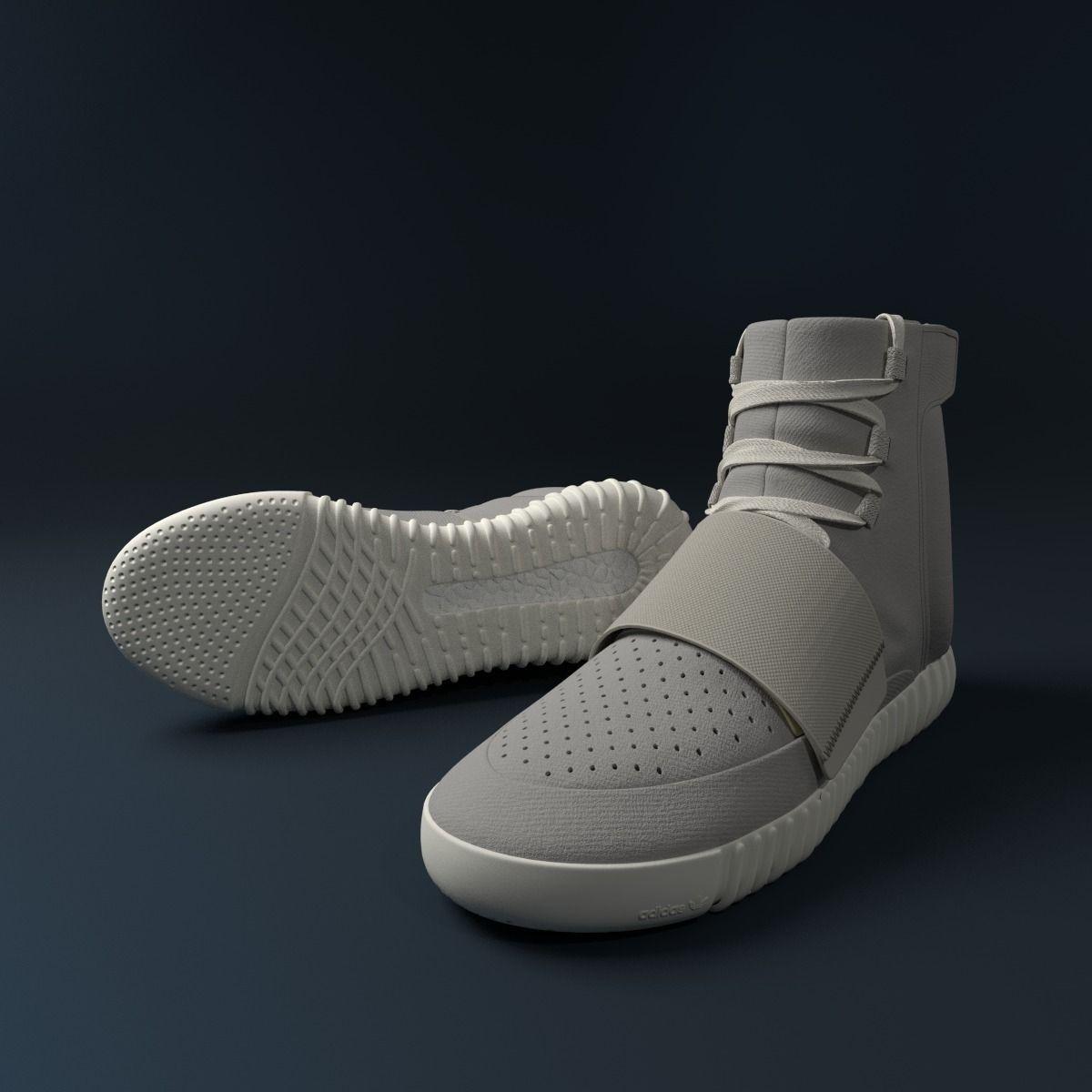 adidas 3d model