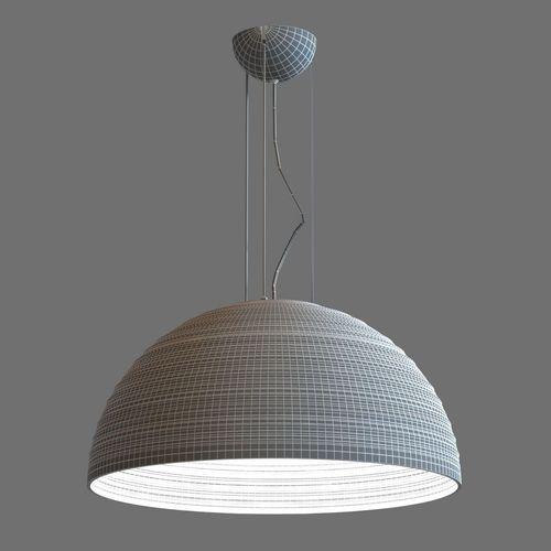 ... Notorius Suspension Dome Light By Toscot 3d Model Max Obj Fbx Mtl ...