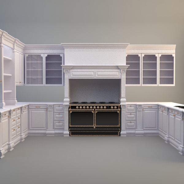 Models Of Kitchen Cabinets Comments 0 Kitchen Cabinets Appliances 3d Model Originally Modelled In