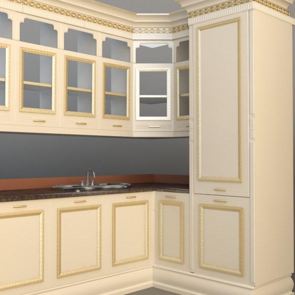 Kitchen Cabinets Appliances 28663 3d Model Max 5