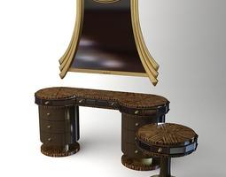 Furniture Grilli 3D model