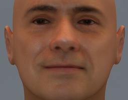 3D model Silvio Berlusconi