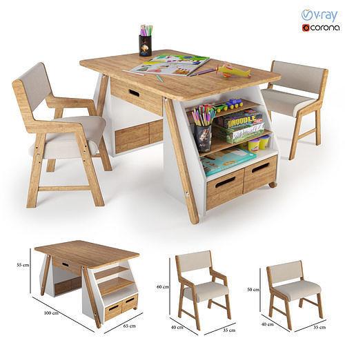 Kid Table 01