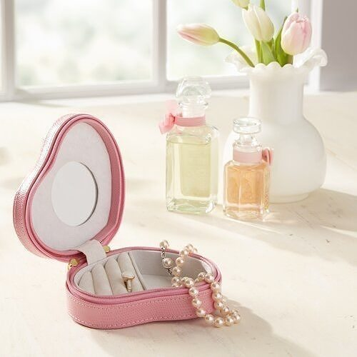 Pink Dionisio Travel Case