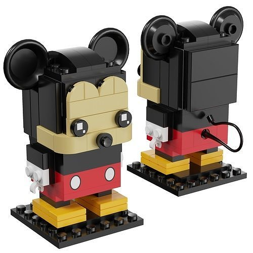 Lego Brickheadz - 41624 Mickey Mouse