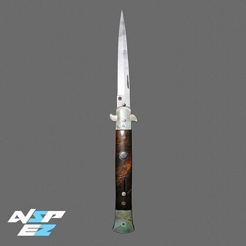 Stiletto Knife CS GO Knife