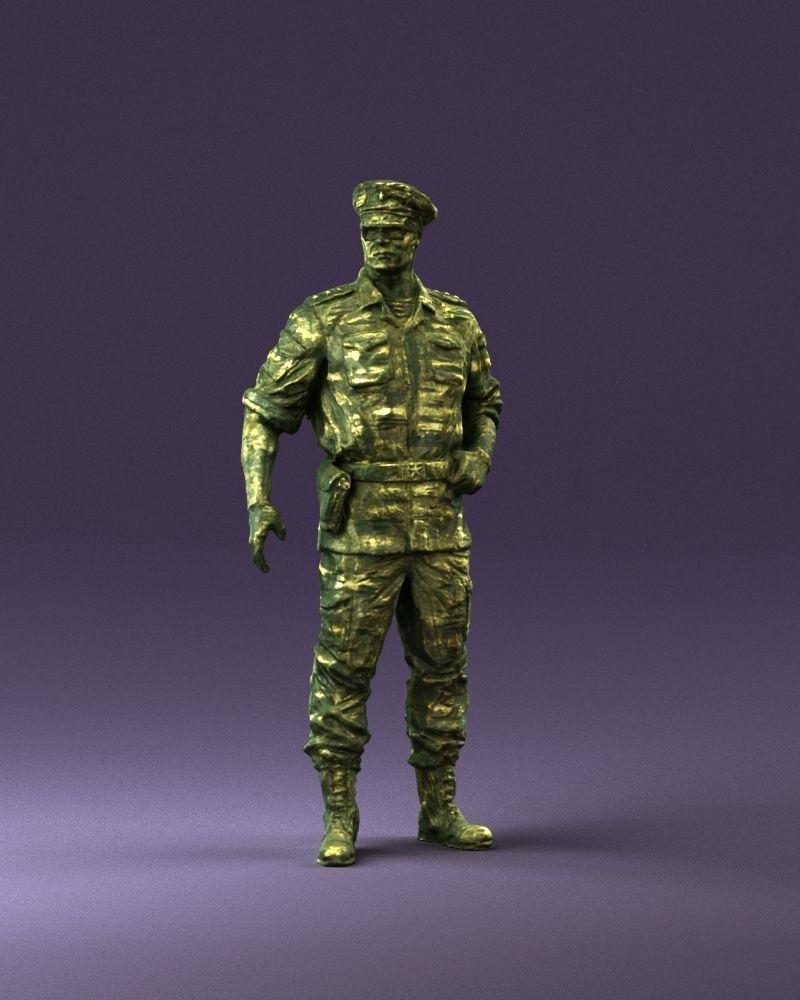 General in ambush camouflage 0923