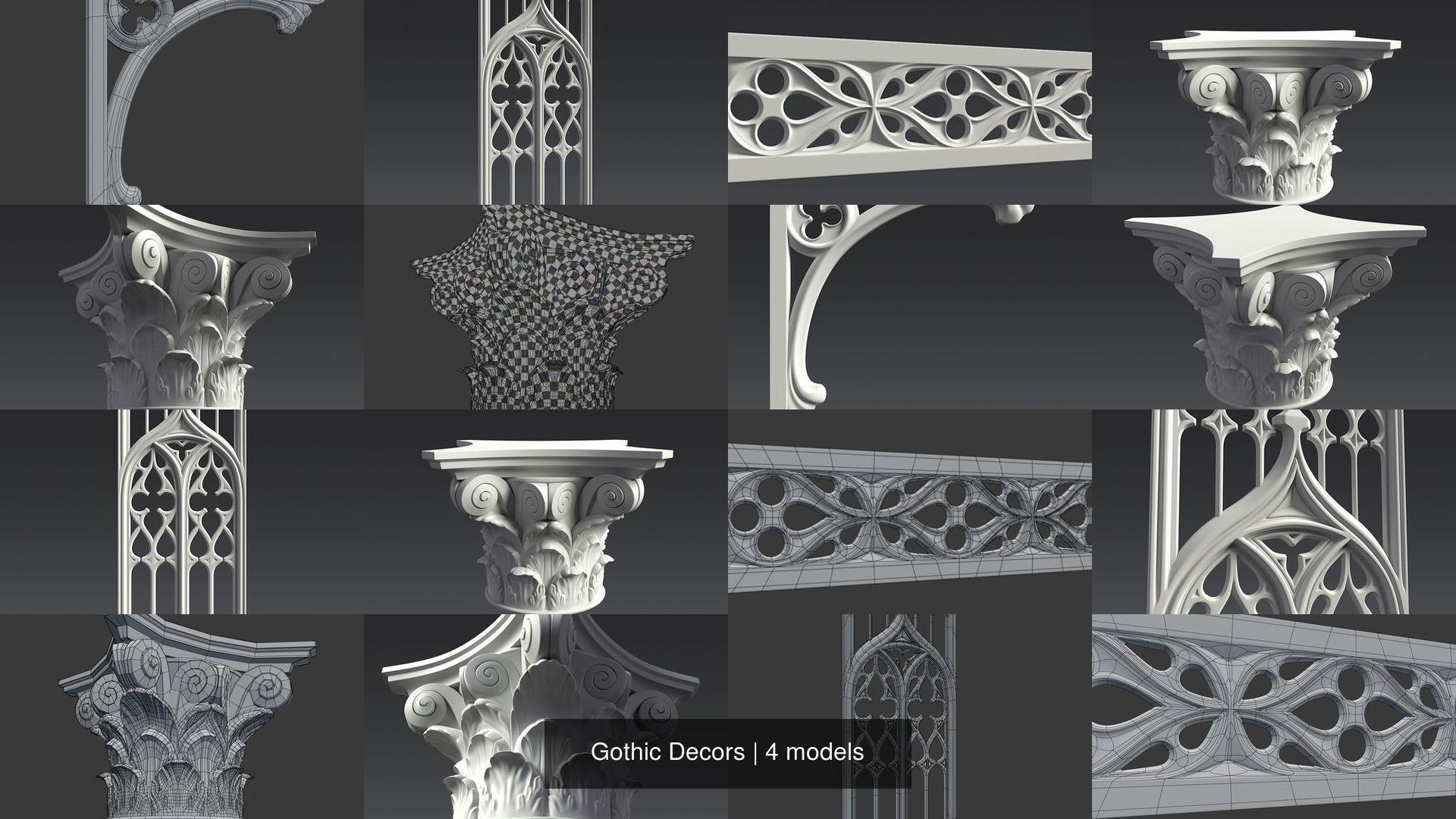 Gothic Decors
