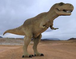 3D Tyranosaurus Rex