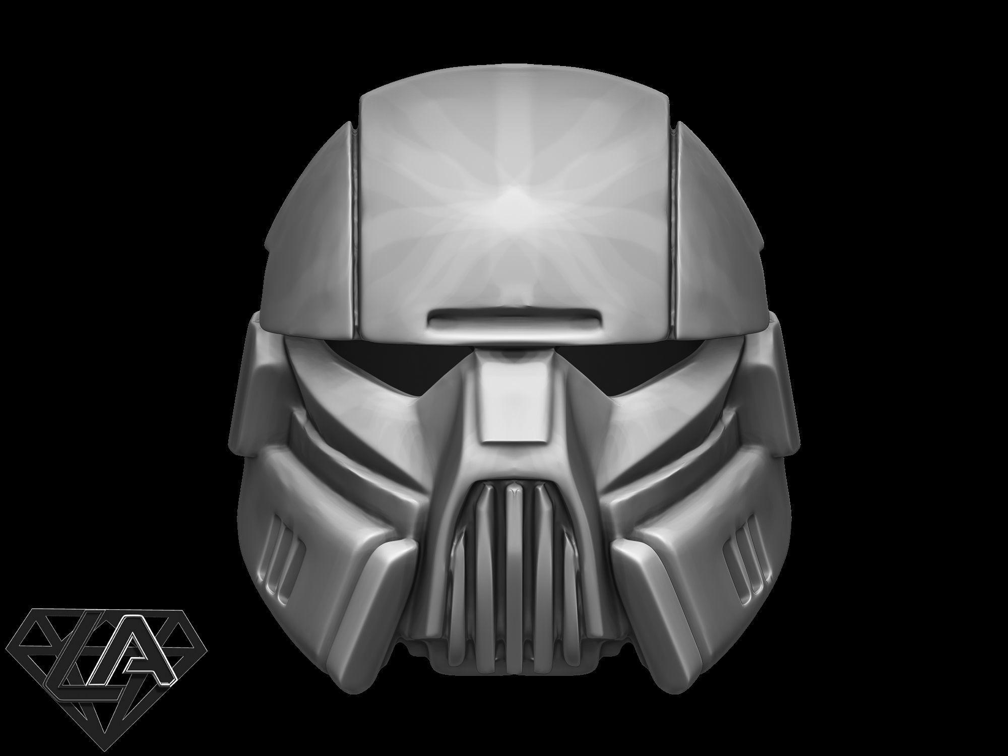 Dark Trooper helmet