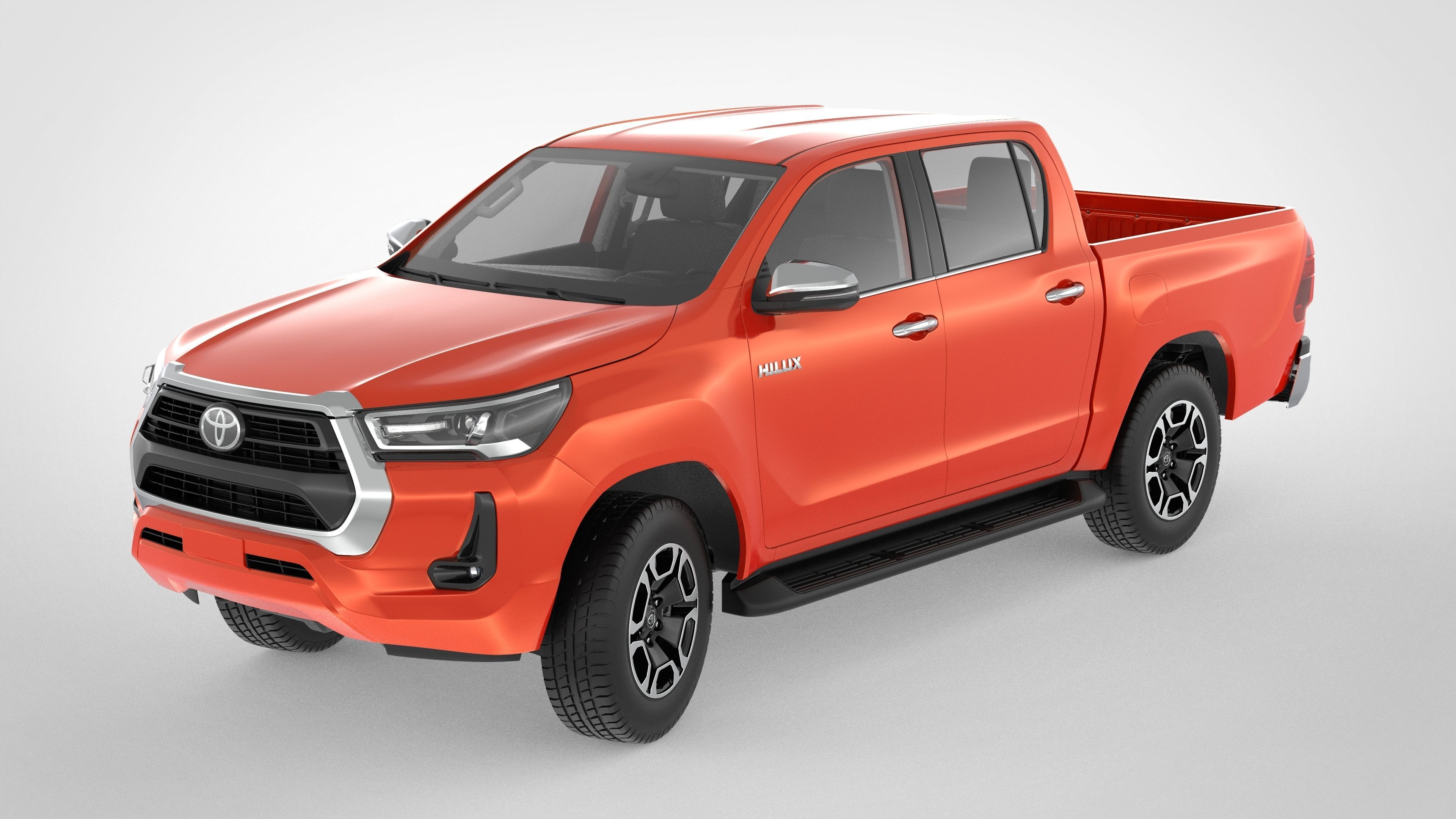 Toyota Hilux Double Cab 4WD 2020