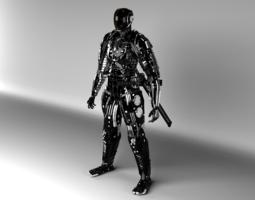 Musashi 3D model