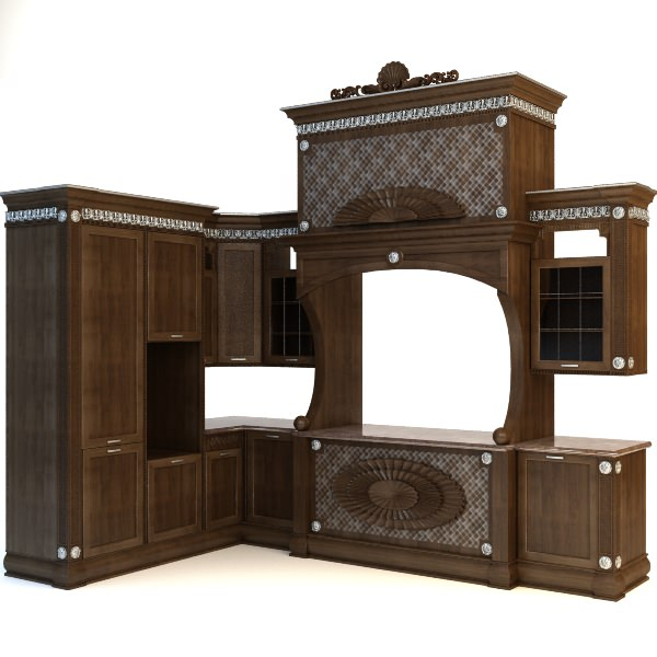 Kitchen Cabinets Counters
