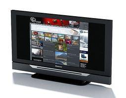 3D Hisense Lcd Monitor