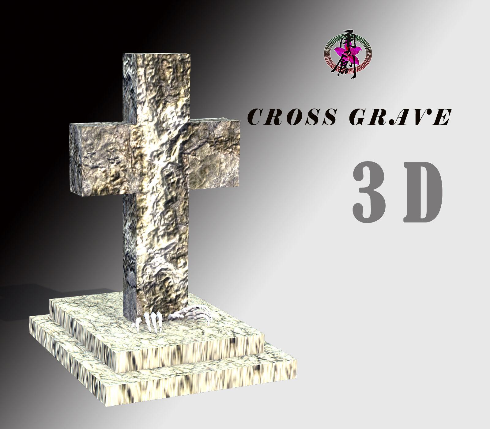 Cross Grave