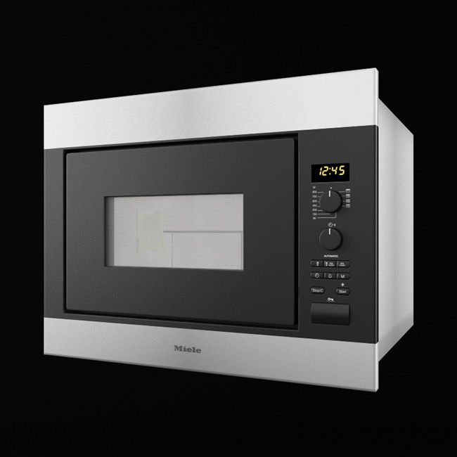 Miele Microwave Oven Model