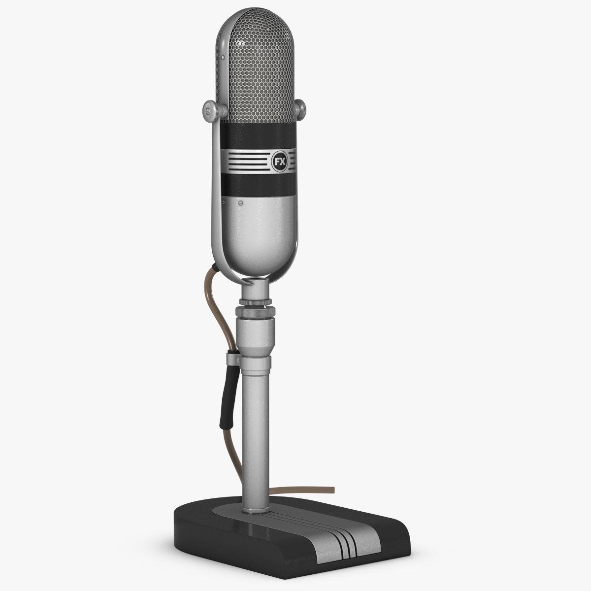 Microphone - RCA 77 DX