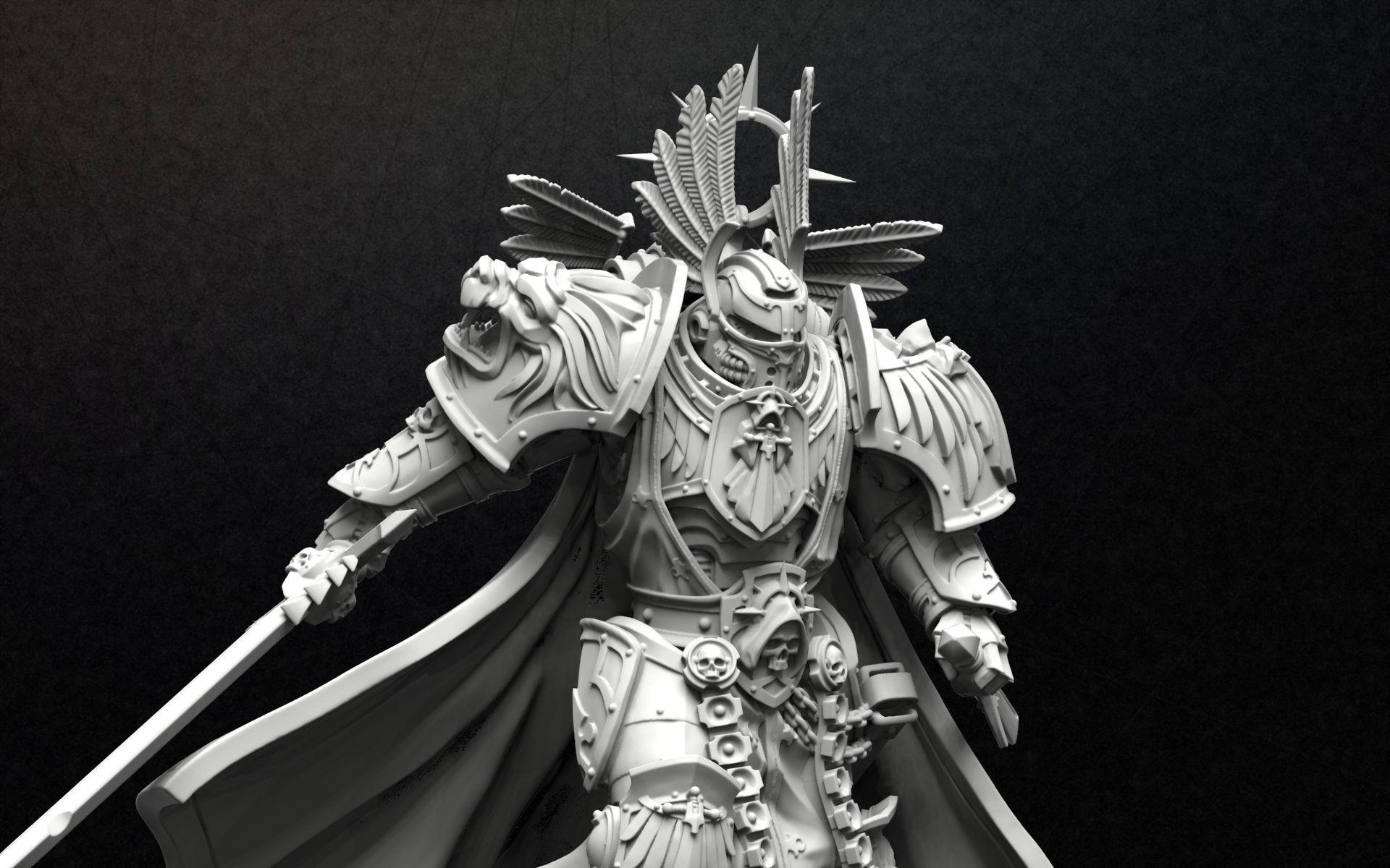 The Beast Slayer Knight