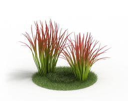 Grass 3d models download 3d grass files for Vegetacion ornamental