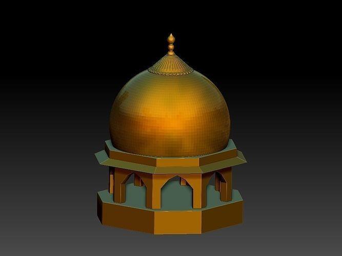 free mosque dome design7