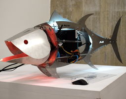 3d printable model atun - bluefin tuna