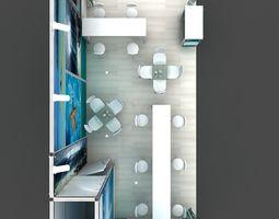 3D model Exhibition 2012