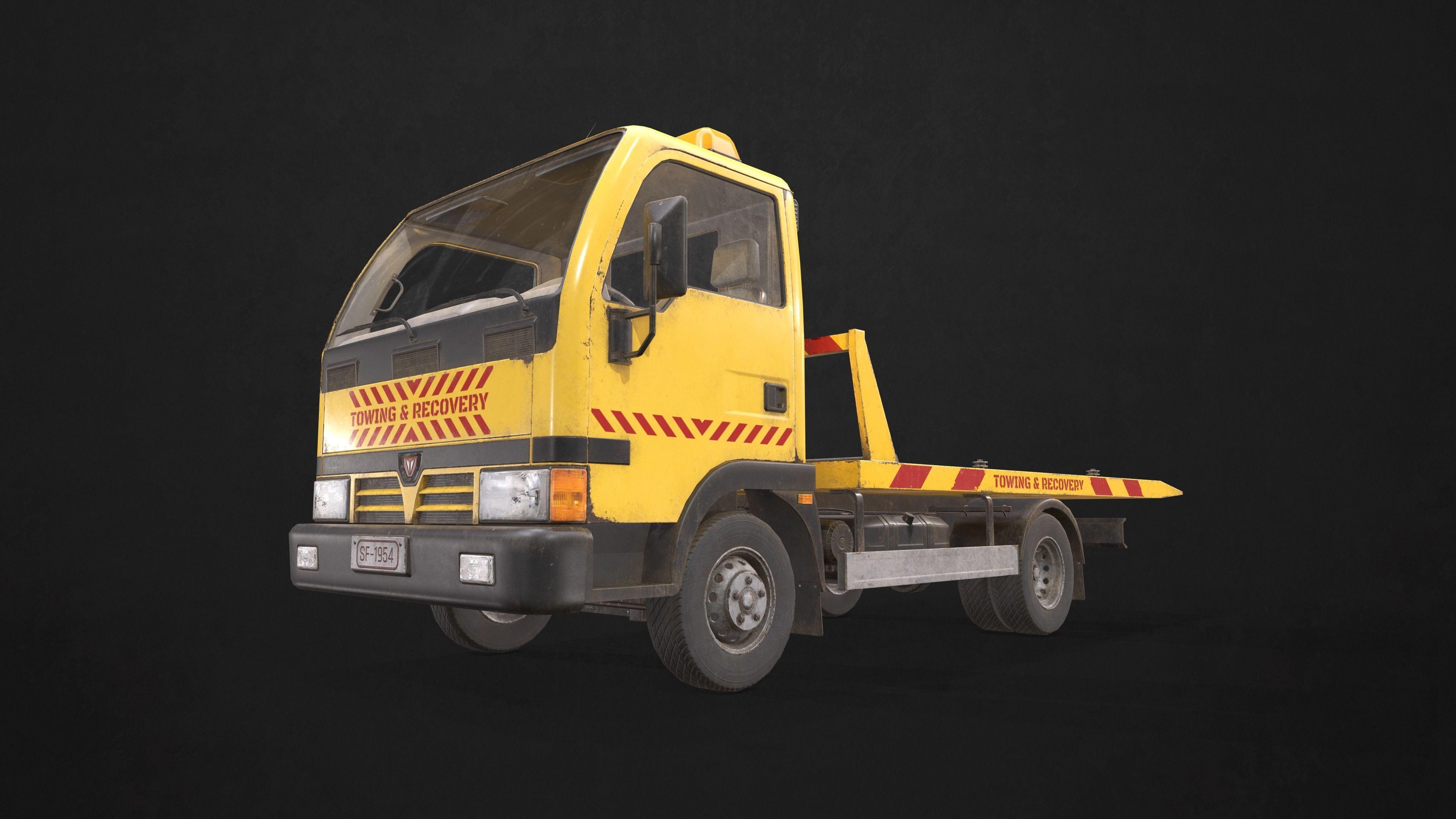 Light Truck Tow