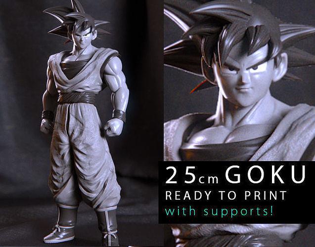 GOKU - READY to PRINT