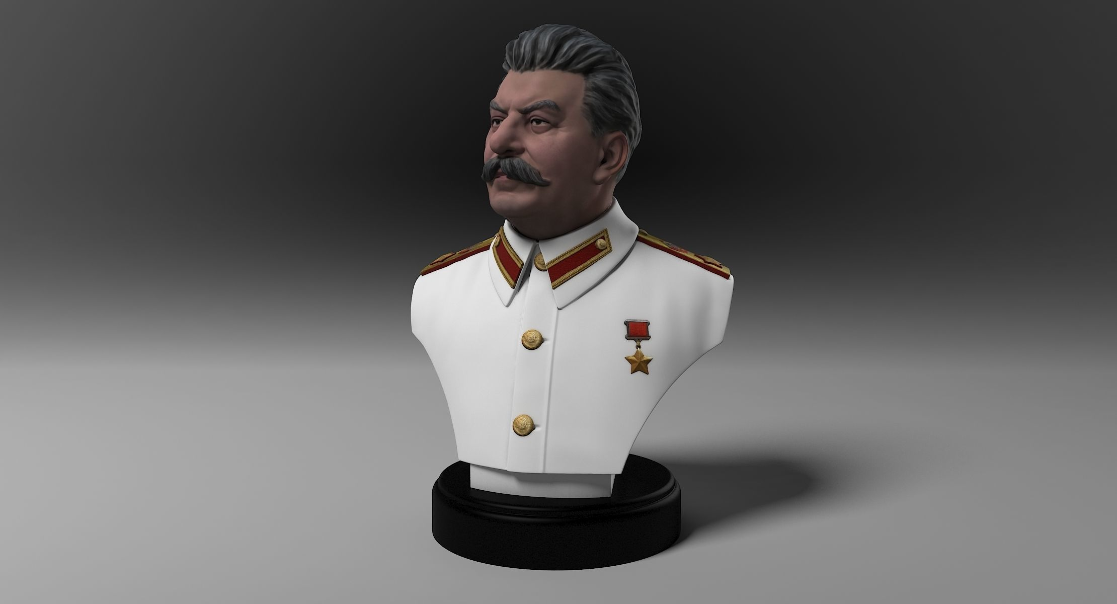Stalin Bust