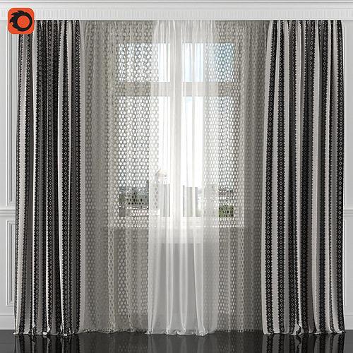 Curtain Set 132C