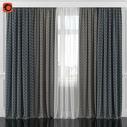 Curtain Set 163C
