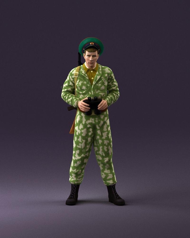 soviet scout 1107