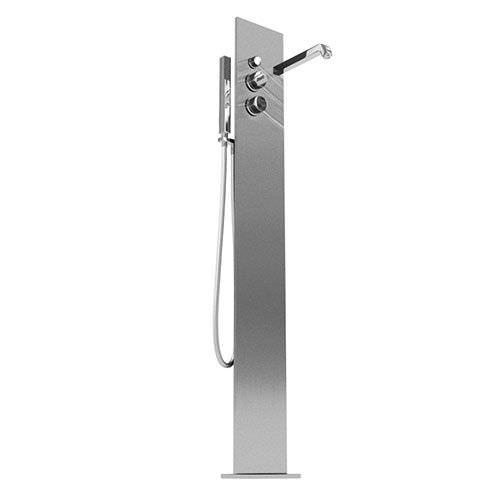 bath shower tap 3d model obj cgtrader com