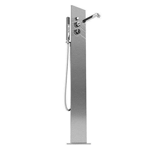 bath shower tap 3d model obj