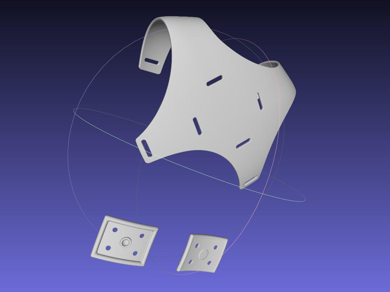 Attack On Titan Printable Uniform Gear Details