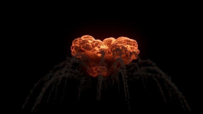 Realistic Explosion