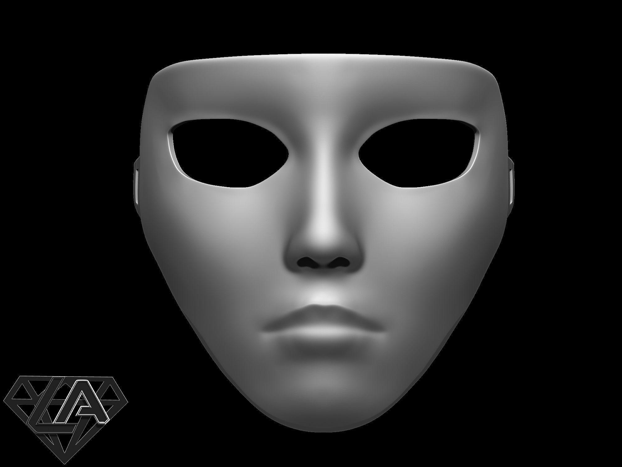COD MW 2019 Roze Murk Mask