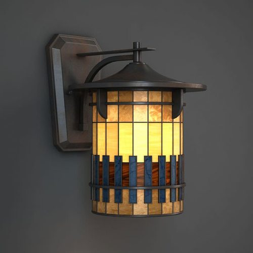 3d oriental outdoor lamp cgtrader aloadofball Images