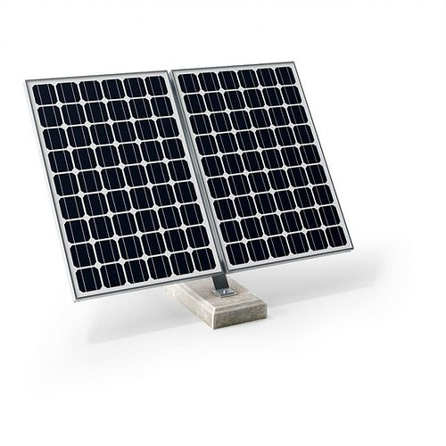 Large Square Solar Panel 3d Cgtrader