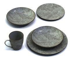 3D Cup Saucer Tea Coffee