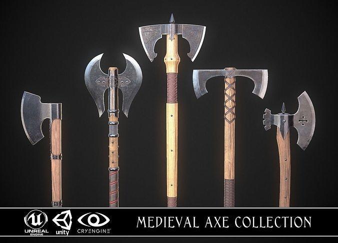 Medieval Axe Collection