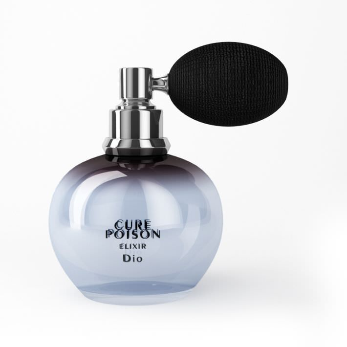 Perfume Cure Poison