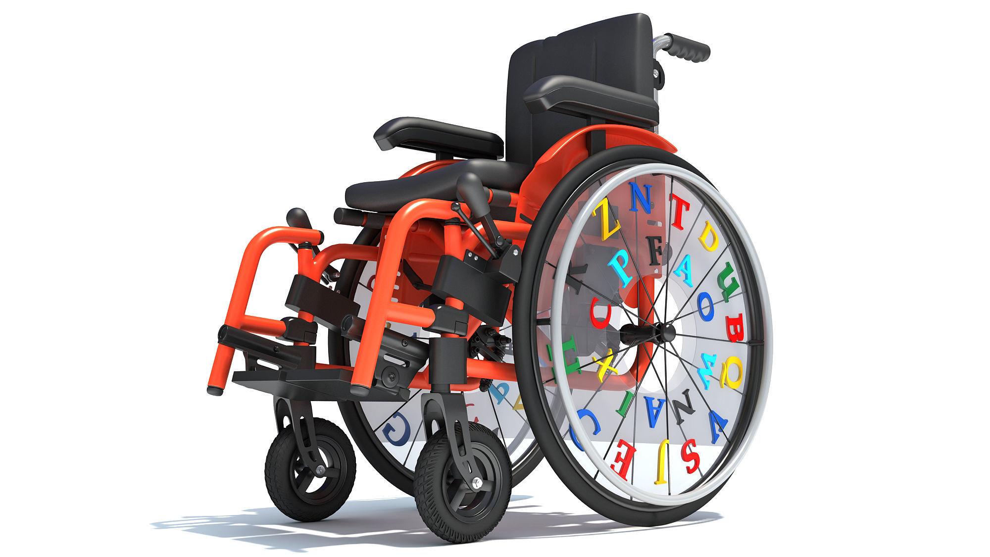 Wheelchair Wheel Chair for Kids