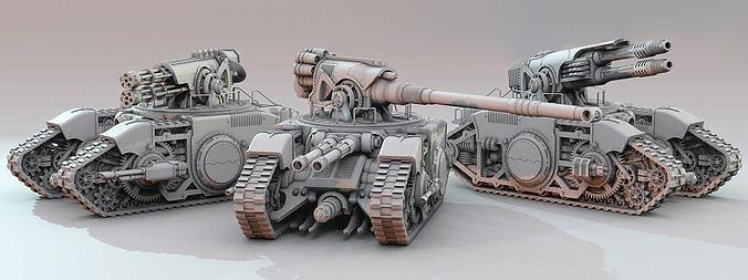 Martian Kaphos Super-heavy Destroyer Engine