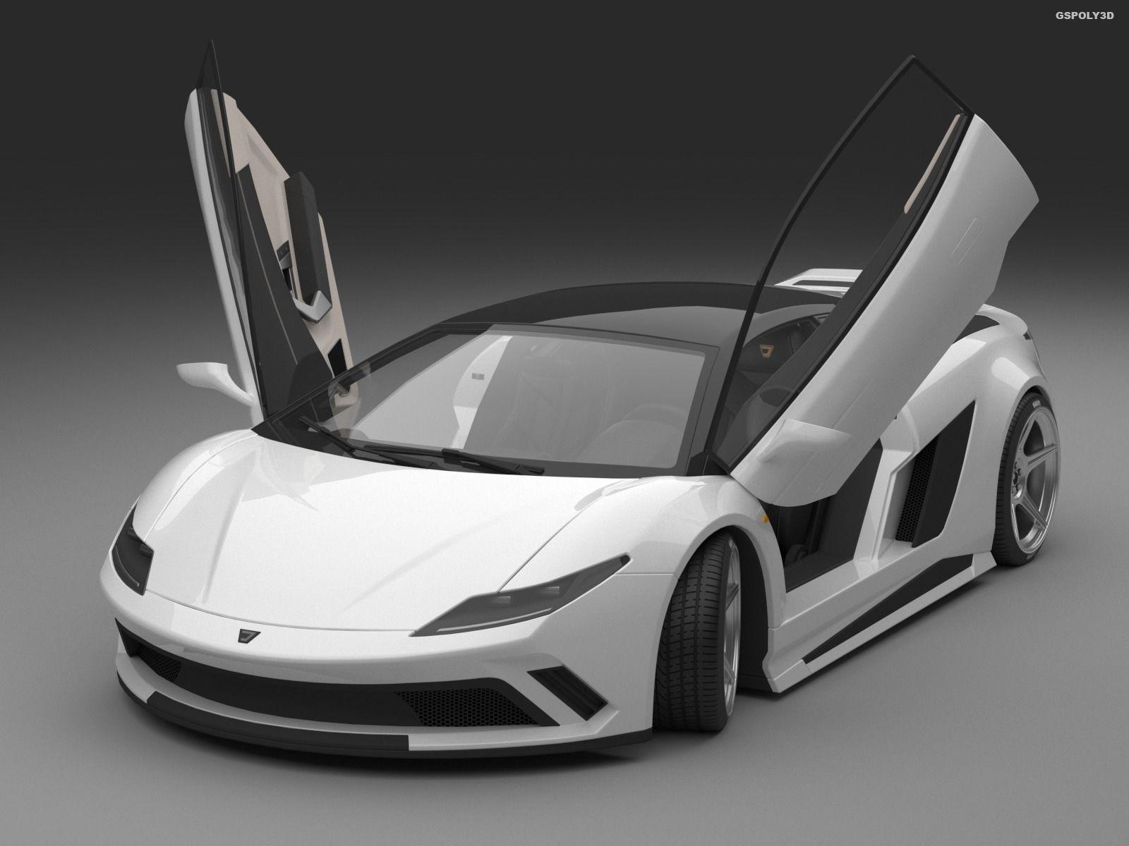 EON Generic sportcar concept
